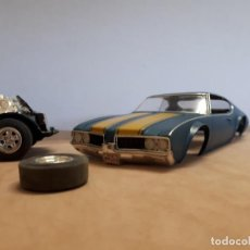 Maquetas: ´69 OLDS 442. Lote 208353211