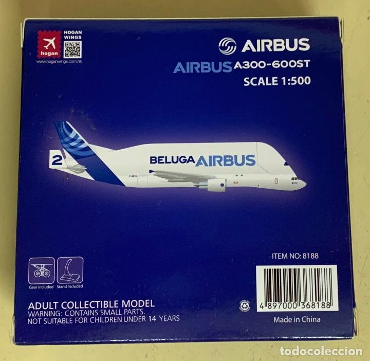 BELUGA AIRBUS A300-600ST - HOGAN 1:500 (Juguetes - Modelismo y Radio Control - Maquetas - Aviones y Helicópteros)