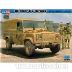 Maquettes: DEFENDER XD 110 HARDTOP HOBBY BOSS 1/35. Lote 208434836