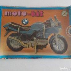 Maquetas: MOTOCICLETA BMW..PARA MONTAR.MOTO KIT. Lote 208438926