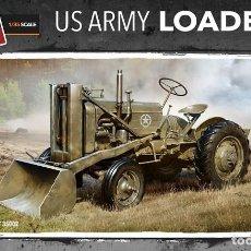 Maquetas: US ARMY LOADER THUNDER MODEL 1/35. Lote 208592872