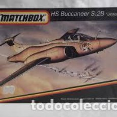 Maquetas: MATCHBOX - HS BUCCANEER 1/72 40142. Lote 208771890