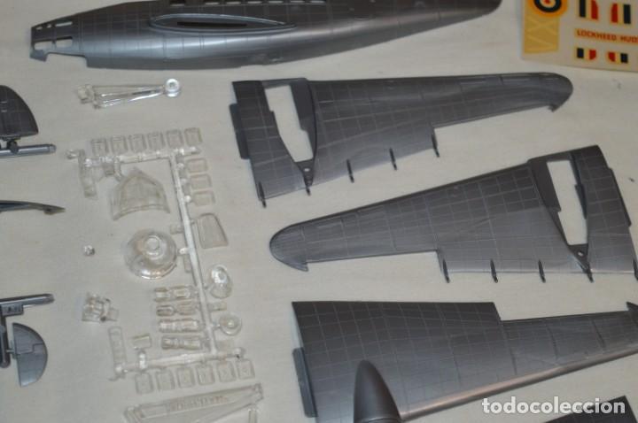 Maquetas: LOCKHEED HUDSON 1 / VINTAGE - AIRFIX / Model Kit 1/72 1:72 - Serie 3, Años 70 ¡Mira fotos/detalles! - Foto 4 - 209125613