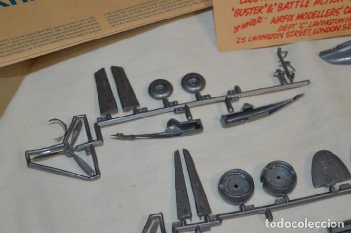 Maquetas: LOCKHEED HUDSON 1 / VINTAGE - AIRFIX / Model Kit 1/72 1:72 - Serie 3, Años 70 ¡Mira fotos/detalles! - Foto 8 - 209125613