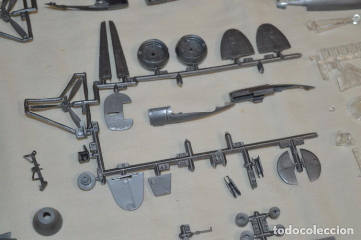 Maquetas: LOCKHEED HUDSON 1 / VINTAGE - AIRFIX / Model Kit 1/72 1:72 - Serie 3, Años 70 ¡Mira fotos/detalles! - Foto 9 - 209125613