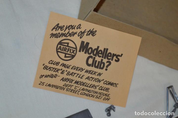 Maquetas: LOCKHEED HUDSON 1 / VINTAGE - AIRFIX / Model Kit 1/72 1:72 - Serie 3, Años 70 ¡Mira fotos/detalles! - Foto 12 - 209125613