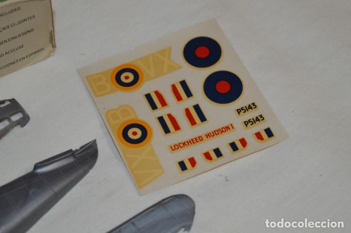 Maquetas: LOCKHEED HUDSON 1 / VINTAGE - AIRFIX / Model Kit 1/72 1:72 - Serie 3, Años 70 ¡Mira fotos/detalles! - Foto 15 - 209125613
