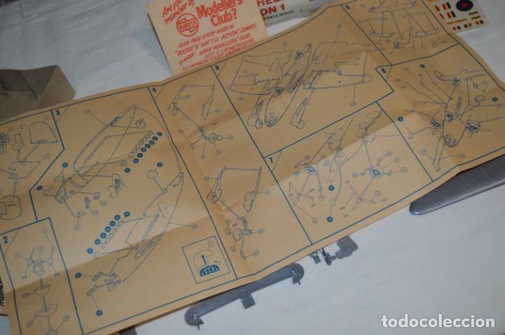 Maquetas: LOCKHEED HUDSON 1 / VINTAGE - AIRFIX / Model Kit 1/72 1:72 - Serie 3, Años 70 ¡Mira fotos/detalles! - Foto 16 - 209125613