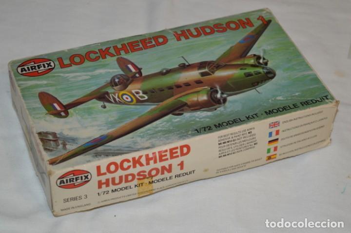 Maquetas: LOCKHEED HUDSON 1 / VINTAGE - AIRFIX / Model Kit 1/72 1:72 - Serie 3, Años 70 ¡Mira fotos/detalles! - Foto 18 - 209125613