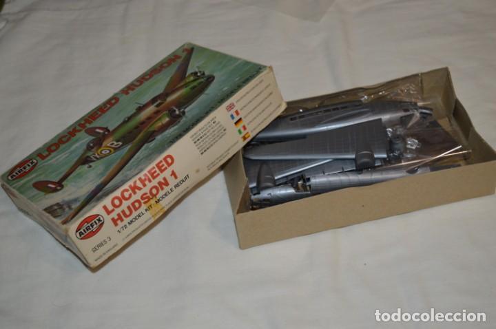 LOCKHEED HUDSON 1 / VINTAGE - AIRFIX / MODEL KIT 1/72 1:72 - SERIE 3, AÑOS 70 ¡MIRA FOTOS/DETALLES! (Juguetes - Modelismo y Radio Control - Maquetas - Aviones y Helicópteros)