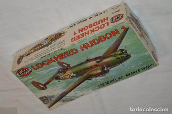 Maquetas: LOCKHEED HUDSON 1 / VINTAGE - AIRFIX / Model Kit 1/72 1:72 - Serie 3, Años 70 ¡Mira fotos/detalles! - Foto 19 - 209125613
