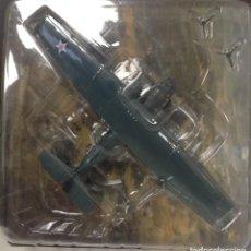 Maquetas: AVIÓN MILITAR CONSOLIDATED PBY - 5A CATALINA USA - ESCALA 1:72 **PLANETA DEAGOSTINI - ALTAYA** NUEVO. Lote 209322668