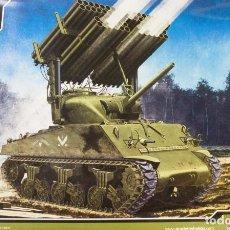 Maquetas: M4A3 SHERMAN WT34 CALLIOPE ACADEMY 1:35. Lote 209632906