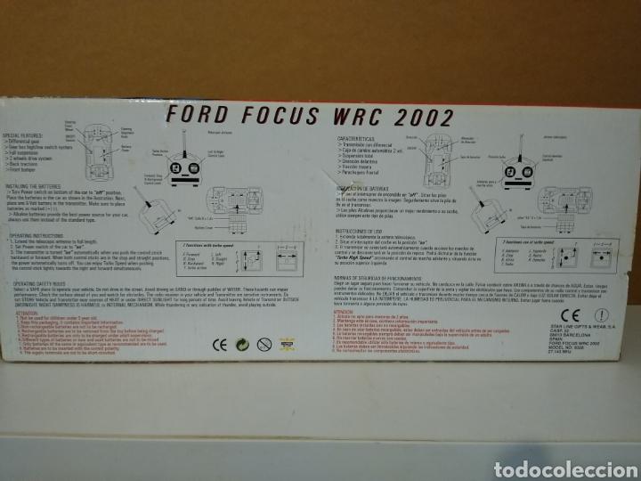 Maquetas: Ford Focus.Carlos sainz.como se ve - Foto 3 - 209752596