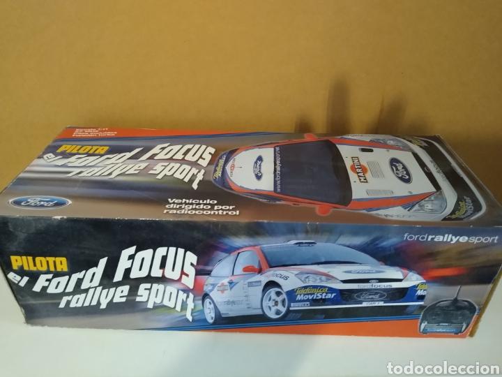 Maquetas: Ford Focus.Carlos sainz.como se ve - Foto 13 - 209752596