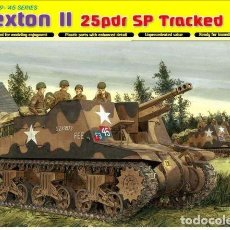 Maquetas: SEXTON II 25-PDR SP TRACKED DRAGON 1:35. Lote 209784387