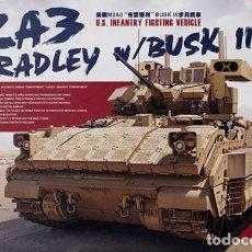 Maquetas: M2A3 BRADLEY W/BUSK III MENG 1:35 ( CON INTERIOR ). Lote 209796978