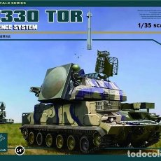 Maquetas: 9K330 TOR AIR DEFENCE SYSTEM PANDA HOBBY 1:35. Lote 209803258