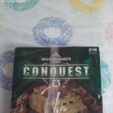 Maquettes: WARHAMMER 40.000 CONQUEST N° 28. Lote 209832353