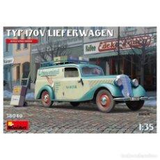 Maquetas: MINIART 38040 # 1:35 TYP 170V LIEFERWAGEN. Lote 209843817