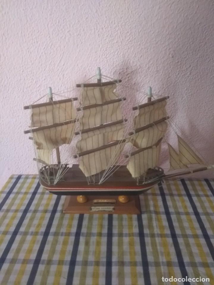 MAQUETA DE BARCO (Juguetes - Modelismo y Radiocontrol - Maquetas - Barcos)