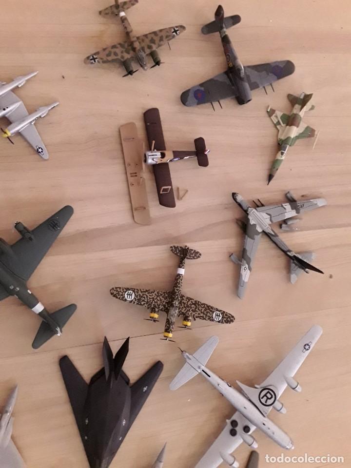 Maquetas: Lote de 36 aviones a escala - Foto 4 - 210384798