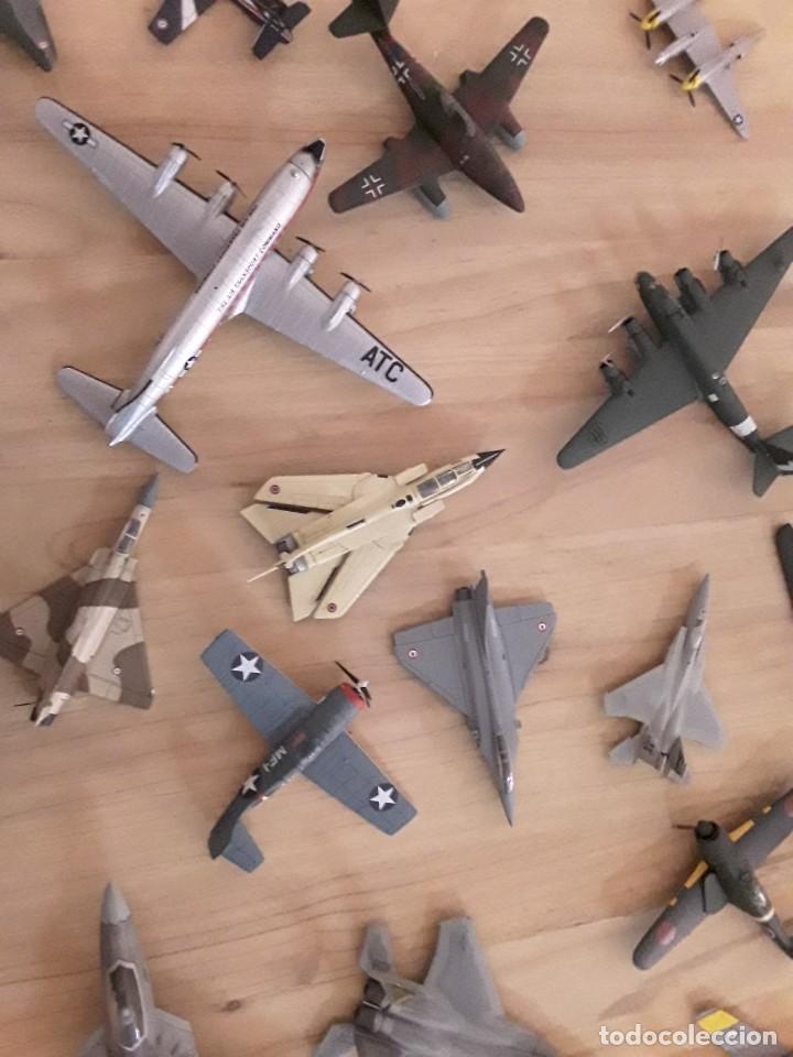 Maquetas: Lote de 36 aviones a escala - Foto 5 - 210384798