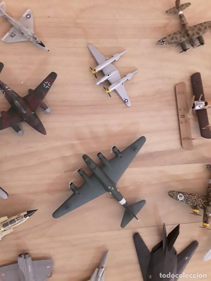 Maquetas: Lote de 36 aviones a escala - Foto 6 - 210384798