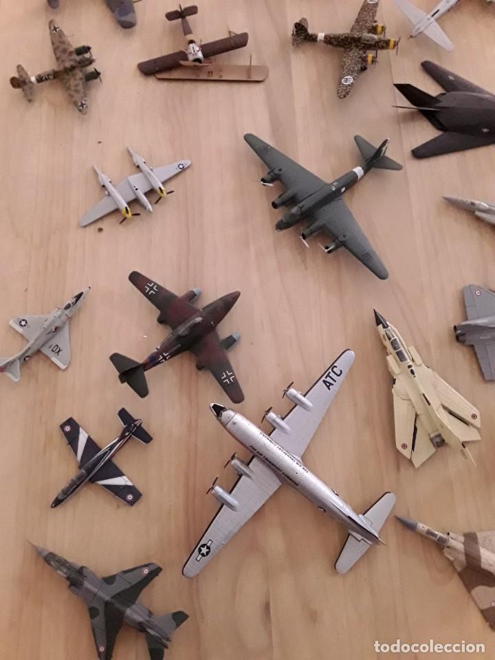 Maquetas: Lote de 36 aviones a escala - Foto 7 - 210384798