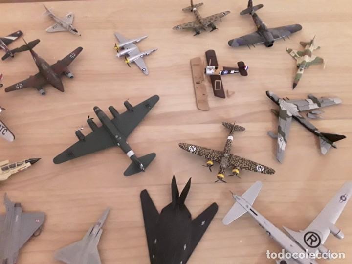 Maquetas: Lote de 36 aviones a escala - Foto 8 - 210384798