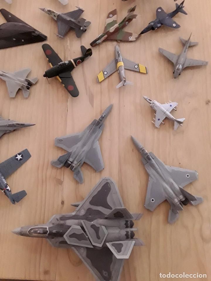 Maquetas: Lote de 36 aviones a escala - Foto 9 - 210384798