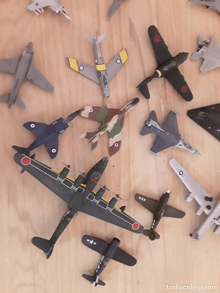 Maquetas: Lote de 36 aviones a escala - Foto 10 - 210384798