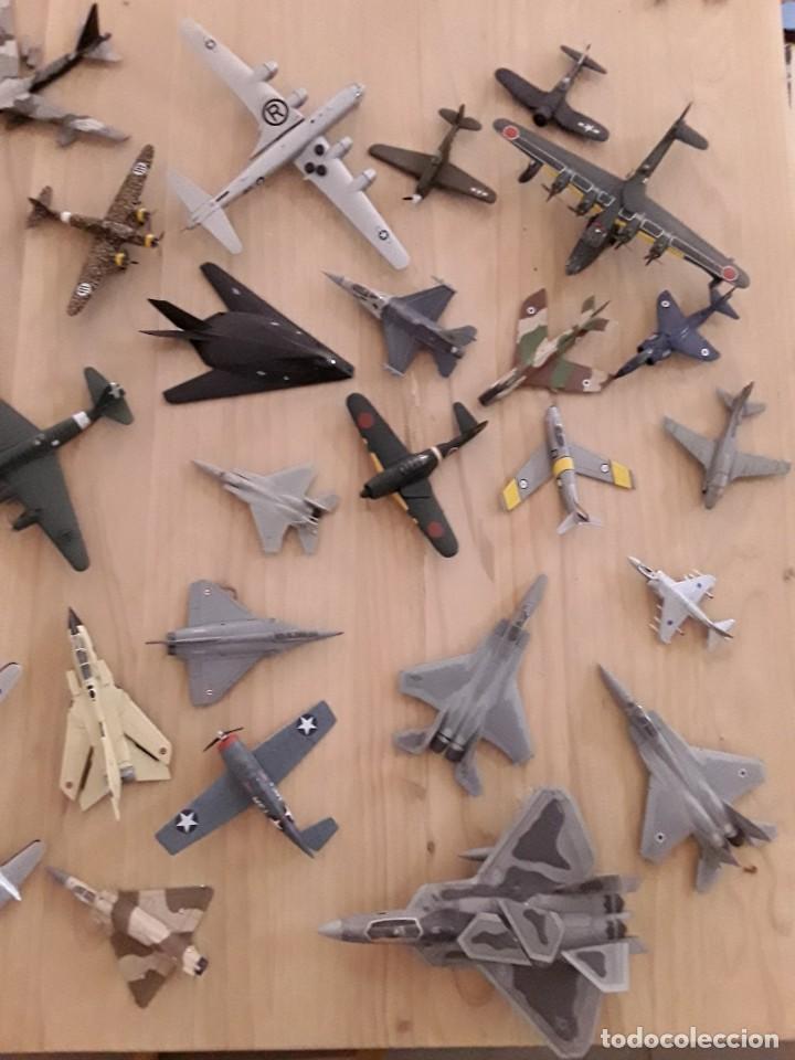 Maquetas: Lote de 36 aviones a escala - Foto 11 - 210384798