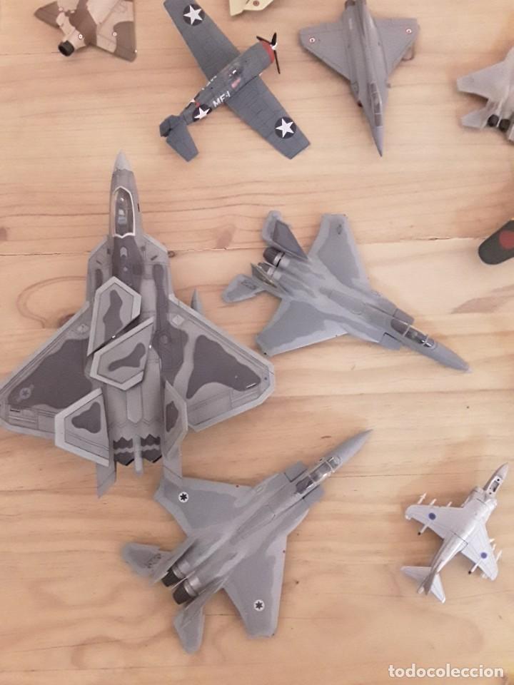 Maquetas: Lote de 36 aviones a escala - Foto 12 - 210384798