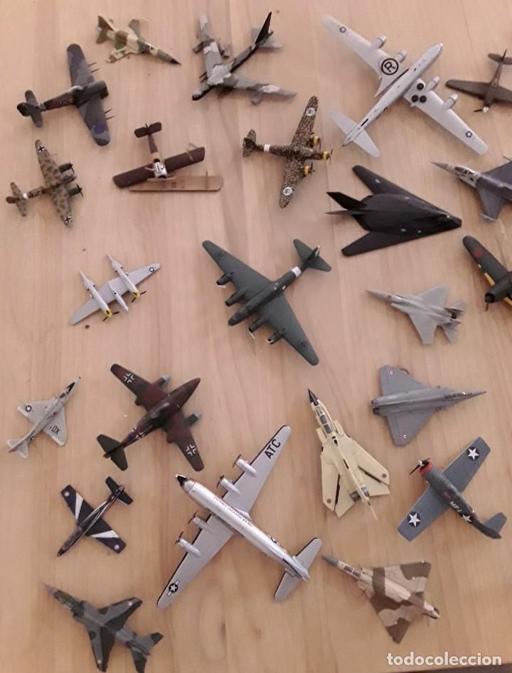 Maquetas: Lote de 36 aviones a escala - Foto 13 - 210384798