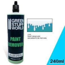 Maquettes: GREEN STUFF - DECAPANTE DE PINTURA 240ML 2103. Lote 210414976