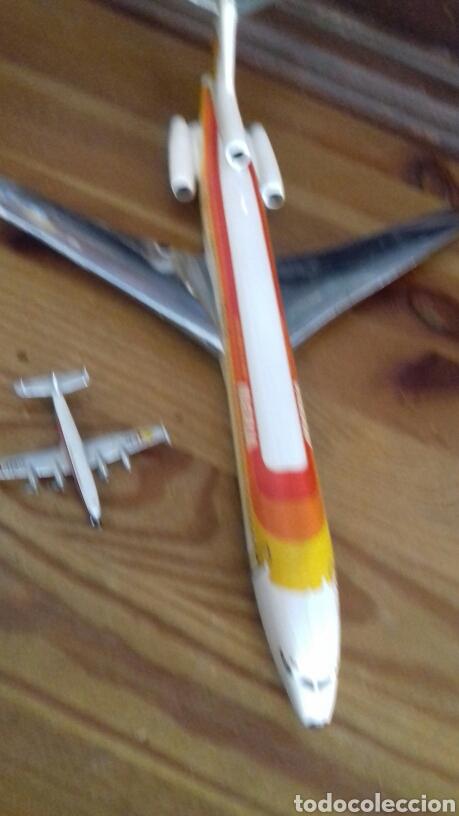 MAQUETA DE AVION BOING 727 IBERIA (Juguetes - Modelismo y Radio Control - Maquetas - Aviones y Helicópteros)