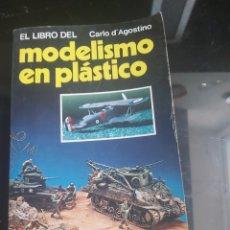 Maquetas: EL LIBRO DEL MODELISMO EN PLASTICO. Lote 210629217