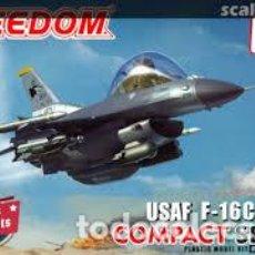 Maquetas: FREEDOM - USAF F-16C BLOCK 50 162013. Lote 210746490