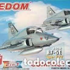 Maquetas: FREEDOM - ROCAF F-5E TIGER II RF-5E TIGER EYE 162003. Lote 210746579