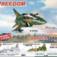 Maquetas: FREEDOM - ROCAF F-5E TIGER II 162002. Lote 210750605