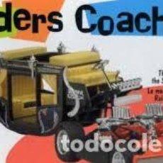 Maquetas: AMT - RAIDERS COACH 1/25. Lote 210792571