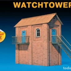 Maquetas: WATCHTOWER. MINIART. 1/72. Lote 211402382
