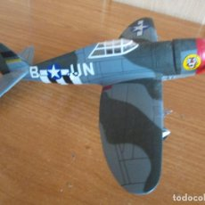 Maquetas: ALTAYA: AVIONES DE LA SEGUNDA GUERRA MUNDIAL P-47 D THUNDERBOLT (1/72). Lote 211530127