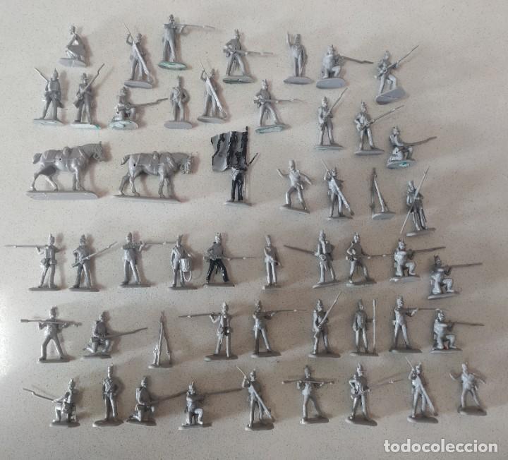 Maquetas: Soldaditos de plástico figuras napoleónicas - Foto 2 - 211554261