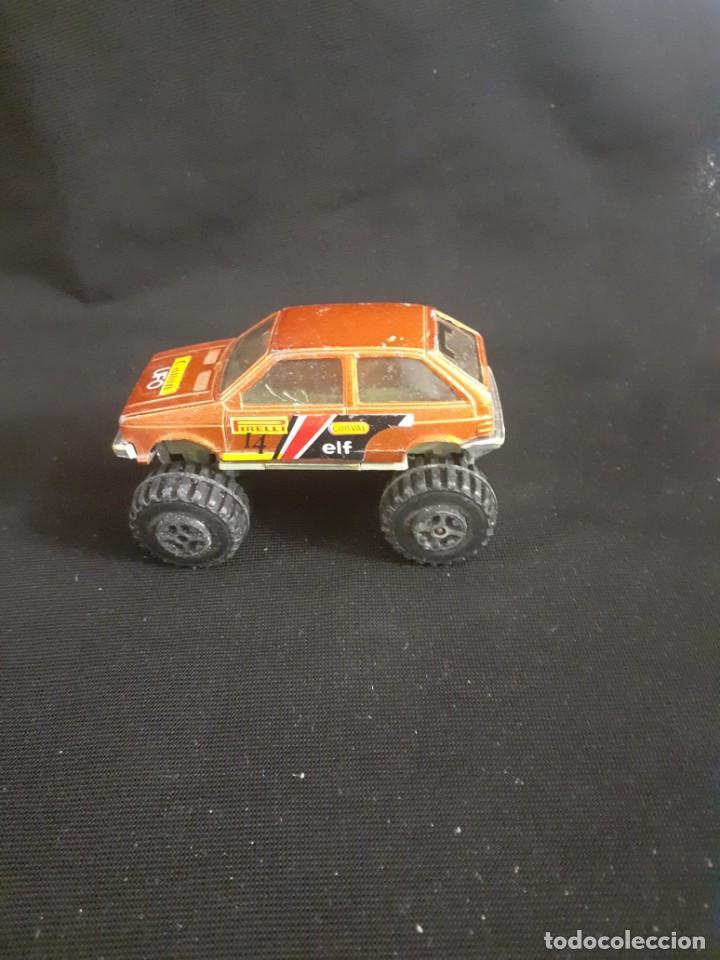 Maquetas: coche metalico de coleccion 4x4 de Guisval - Foto 2 - 212040563