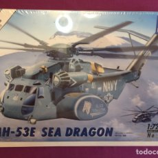 Maquetas: MH-53E SEA DRAGÓN 1:72 ITALERI 065 MAQUETA HELICOPTERO AVION. Lote 243673155