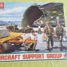 Maquetas: AIRCRAFT SUPPORT GROUP 1/48,ESCI. Lote 212253631