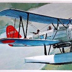 Maquetas: KAWANISHI E7K1 'ALF' 1/72 HASEGAWA. Lote 212257517