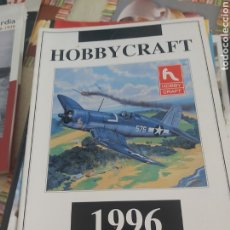 Maquetas: CATALOGO HOBBY CRAFT 1976. Lote 212379382